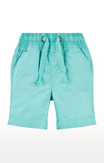 Mothercare | Blue Solid Shorts