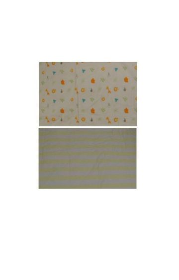 Mothercare | Multicoloured Cot Bed Sheet
