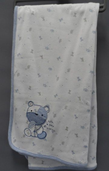 Mothercare   Blue Blankets