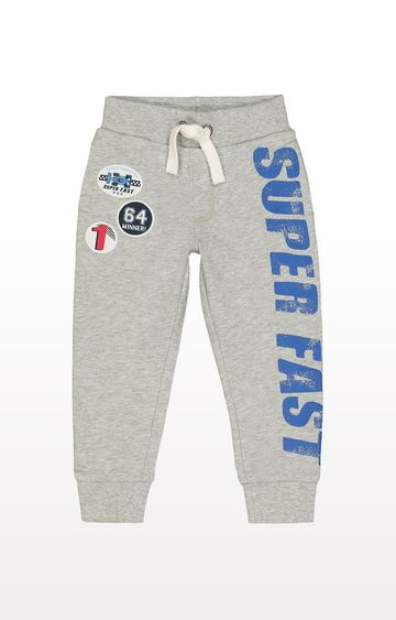 Mothercare | Grey Marl Super Fast Joggers