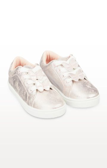 Mothercare | Pink Butterfly Trainers