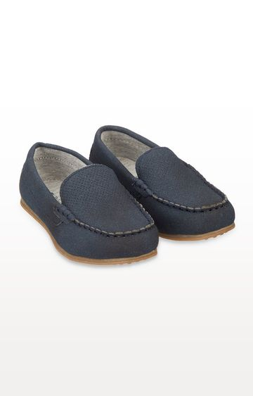Mothercare | Navy Loafers
