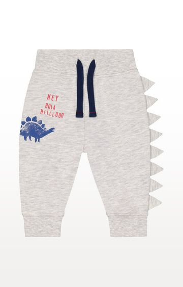 Mothercare | Grey Dino Joggers