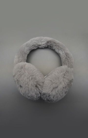 Mothercare | Grey Solid Earmuff