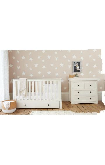Mothercare | Harrogate Cot Bed - Almond