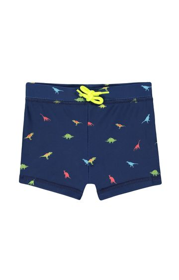 Mothercare | Navy Printed Beachwear Bottoms