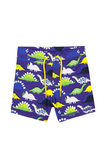 Mothercare | Blue Printed Beachwear Bottoms