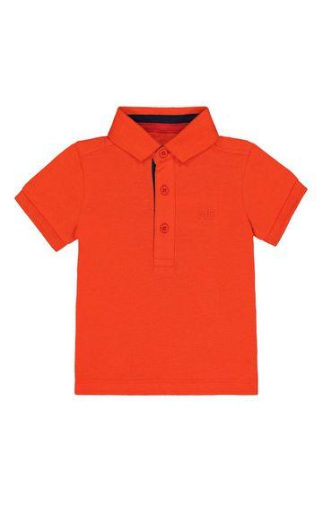 Mothercare | Orange Solid T-Shirt