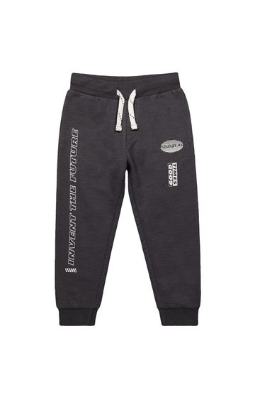 Mothercare | Black Printed Joggers