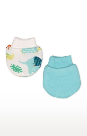 Mothercare | Boys Mitts - Multicoloured