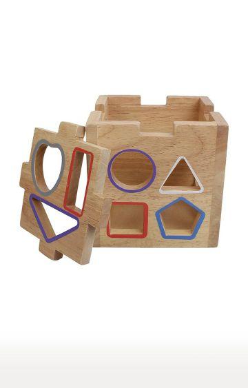 Hamleys | Wooden Shape Sorter Toy