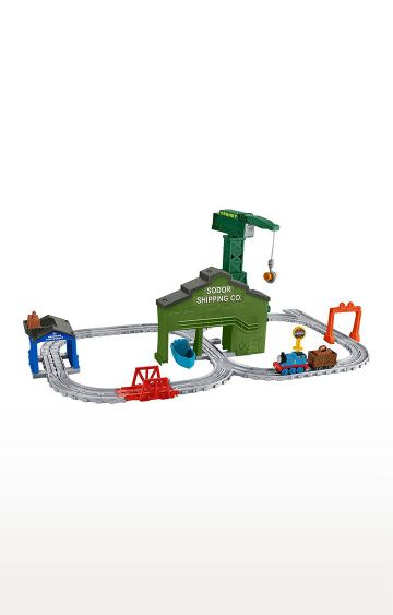 Hamleys | Thomas and Friends Adventures Cranky at The Docks