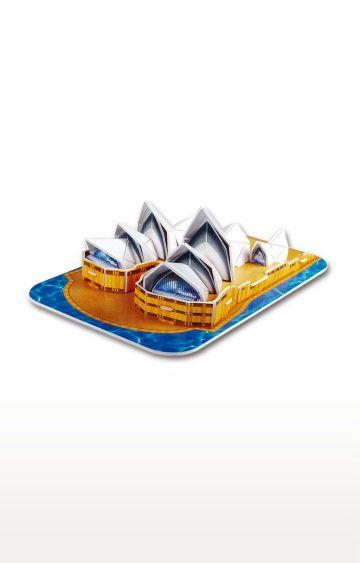 Hamleys | Cubic Fun 3D Puzzle - Sydney Opera House