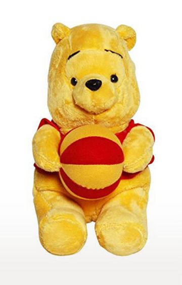 Hamleys | Disney MBE - LWTP0011 Pooh with Ball 17 - inch