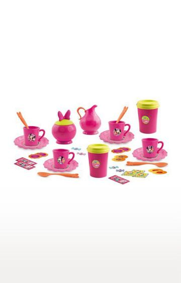 Hamleys | Pink Imc Minnie Coffee Set