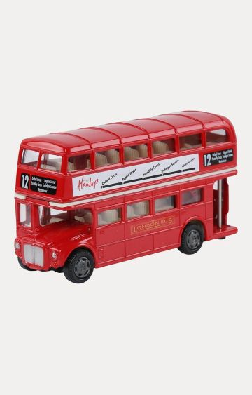 Hamleys | Red London Bus