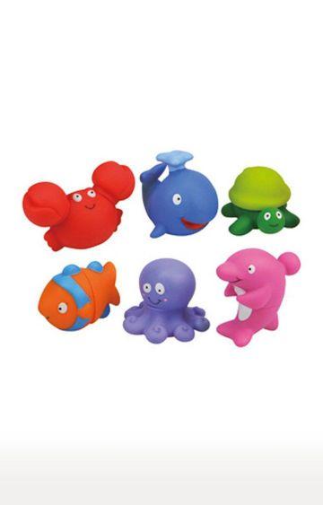 Hamleys | K's Kids Popbo Blocks - Sea Creatures