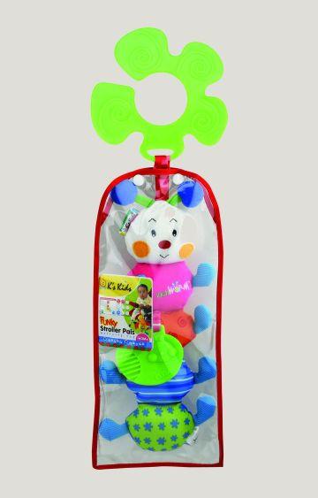 Hamleys | K's Kids Funky Stroller Pals