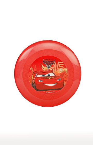 Hamleys | Cars Red Frisbee