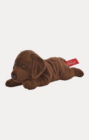 Hamleys | Brown Labrador Plush Toy