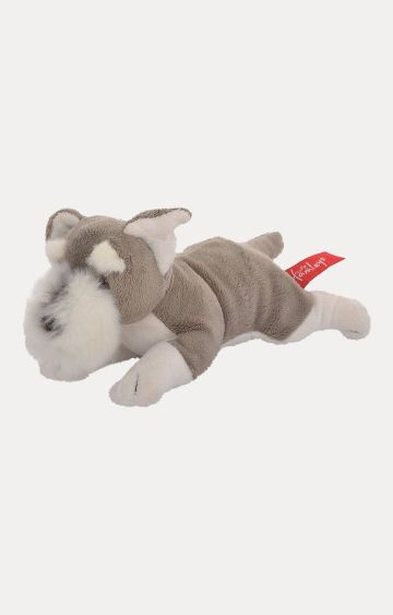 Hamleys | Schnauzer Dog Soft Toy