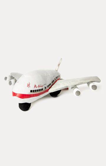 Hamleys | White Soft Plane