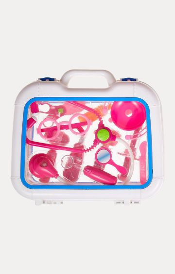 Hamleys | Comdaq Pink Doctor Set
