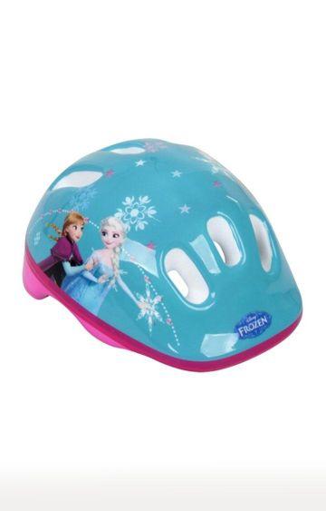 Hamleys | Mesuca Blue Disney Frozen Sports Helmet