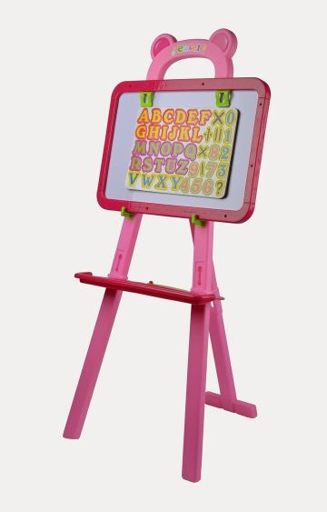 Hamleys | Comdaq Easel with Magnetic Letters