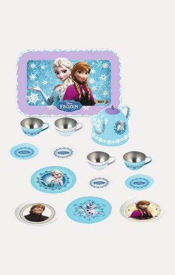 Hamleys | Smoby Frozen Tin Tea Set