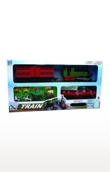 Hamleys | New Ray 1-32 B - O Train Set