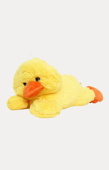 Hamleys | Yellow Starwalk Duck Plush Toy