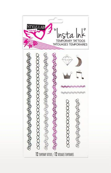Hamleys | Work in Progress Insta Ink Metallic Chokers