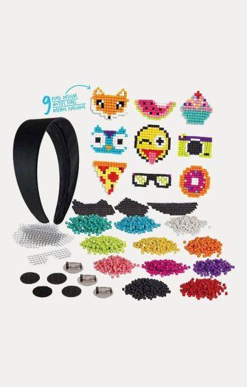 Hamleys | Fashion Angels Pixel Headbands, Bows & Pins