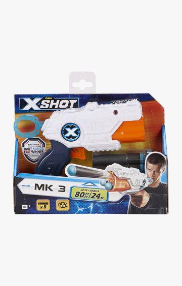 Hamleys | X-Shot Barrel Breaker Blaster Gun with 6 Darts