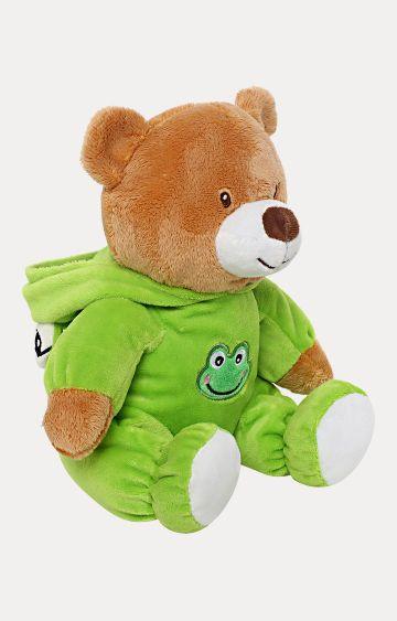 Hamleys | Green Bear Plush