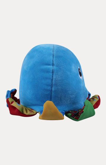 Hamleys | Blue Shake N Dance Octopus
