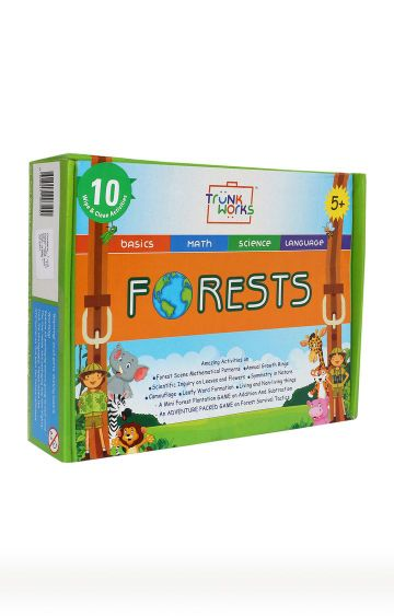 Hamleys | Trunk Works LLP Forests Activity Kit