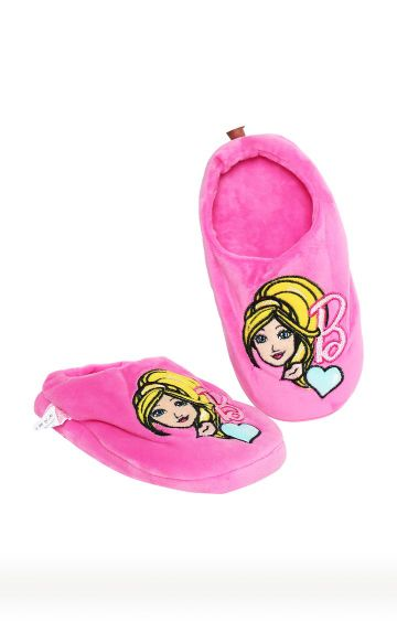 Hamleys | SOFT BUDDIES Pink Flip Flops