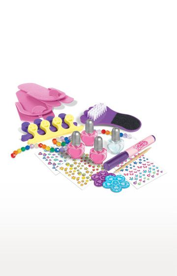 Hamleys | Shimmer and Sparkle Pampered Pedicure