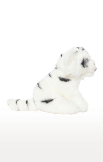 Hamleys | White Baby Tiger Soft Toy