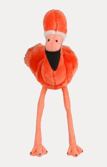 Hamleys   Flamingo Finlay Bird Plush Soft Toy