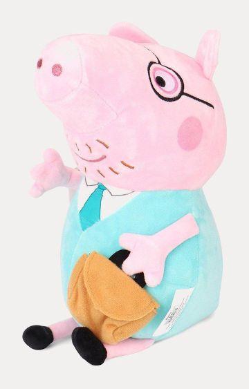 Hamleys | Peppa Pig Peppa Daddy Pig Plush