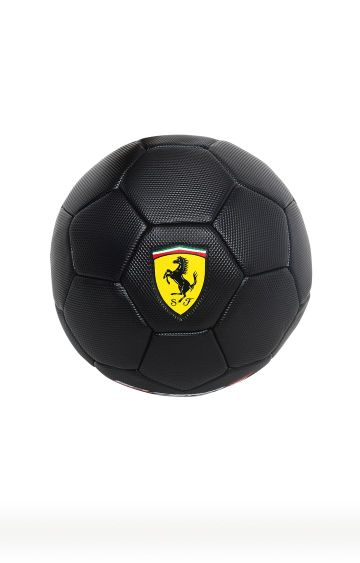 Hamleys | Ferrari Ne 5 Black Soccer Ball