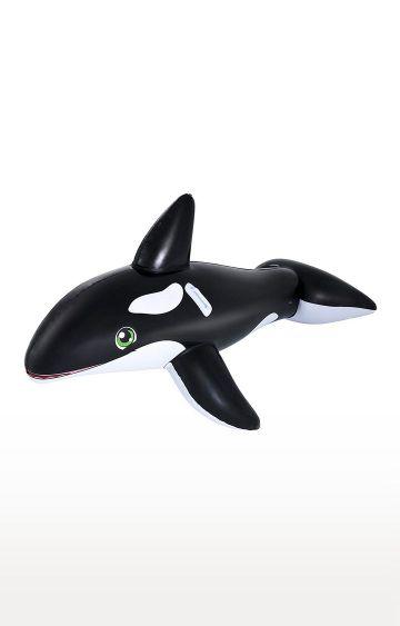 Hamleys | Black Elope Bestway Jumbo Whale Rider