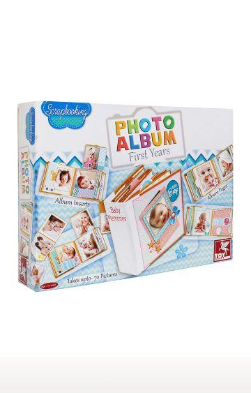 Hamleys   Photoalbum And Scrapbooking Kit