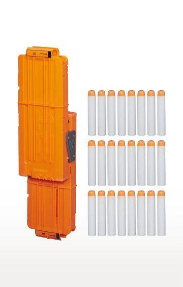 Hamleys | Nerf Modulus Flip Clip Upgrade Kit - 24 Dart Clip