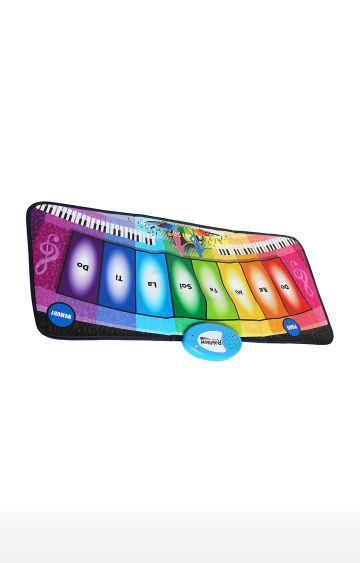 Hamleys   Comdaq Rainbow Piano Playmat