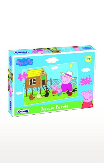 Hamleys | Frank Peppa Pig Puzzle