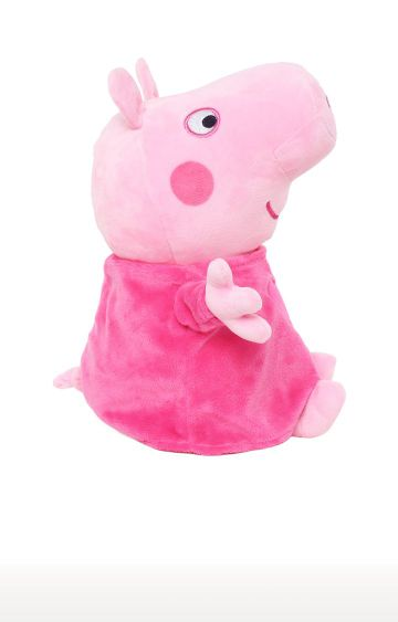 Hamleys | Peppa Pig Plush Pink Soft Toy